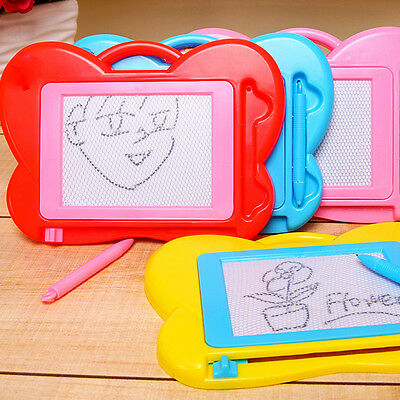 New Drawing Writting Preschool Kid Child Toy Plastic Sketchy Tablet Board