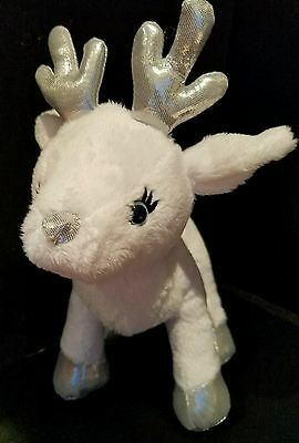 Webkinz PLUSH ONLY - SEASONAL RELEASE:  FROSTY FAWN   - JUST THE PLUSH !!!