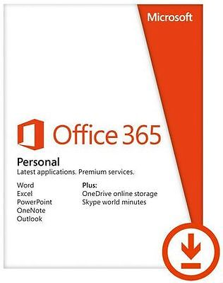 Microsoft Office 365 Personnel - Microsoft Office 365 Personnel, 1366 x NEUF