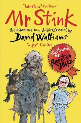 Mr Stink, Walliams, David Paperback Book The Cheap Fast Free Post