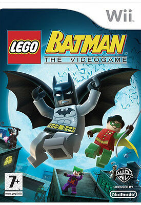 Lego Batman Wii Nintendo jeu jeux game games lot spelletjes spellen 1701