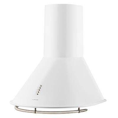 HOOD EXTRACTOR SMOKE SCENTS 430 m³/h STAINLESS STEEL HOUSING VINTAGE WHITE