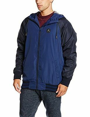 Billabong All Day Windbreaker Veste pour homme XS Azul Royal oscuro [XS NEUF
