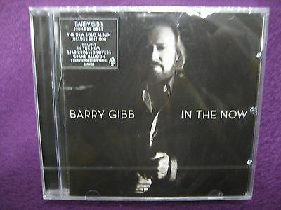 Barry Gibb / In The Now (DELUXE EDITION)CD NEW SEALED  BEE GEES