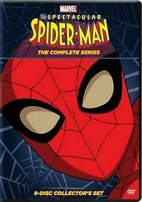 The Spectacular Spider-man: the Complete Series - DVD Region 1 Free Shipping!