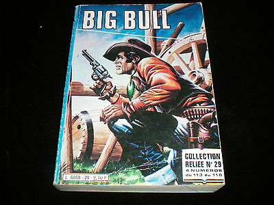 Big Bull album 29 contient Big Bull 113, 114, 115, 116
