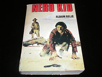 Nero Kid album contient Nero Kid 123, 124, 125