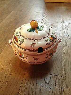 COPELAND SPODE 'ROCKINGHAM'  SMALL TUREEN 5.75 Inch