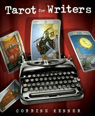 Tarot for Writers by Corrine Kenner (English) Paperback Book Free Shipping!