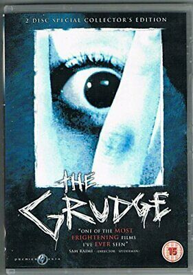 The Grudge (Ju-On) [2 Disc Special Collector's Edition] - DVD  98VG The Cheap