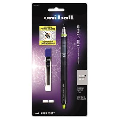 Uni-ball Kuru Toga Mechanical Pencil Set - 0.7 Mm Lead Size - 1 Pack (1858549)