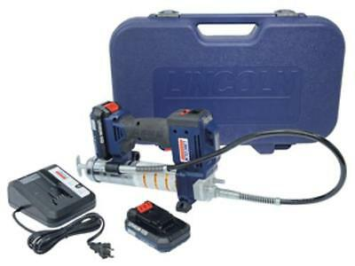 Lincoln Lubrication 1884 20-volt Lithium Ion Powerluber Kit [dual Battery]