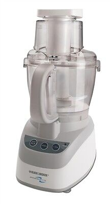 Applica Powerpro Fp2500 Food Processor 10 Cup (capacity) - 500 W Motor - Black &