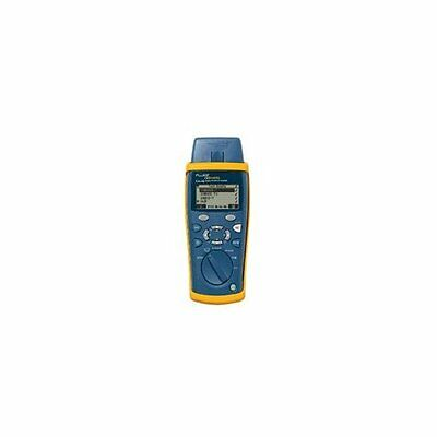 Fluke Networks Cableiq Qualification Tester - Speed Testing, Twisted Pair Cable