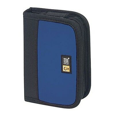 Case Logic Jds-6 Usb Drive Shuttle - Neoprene, Nylon - Blue, Black - 6 Usb Drive