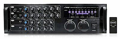 Pylepro Pmxakb1000 Amplifier - 1000 W Rms - 2 Channel - 0.5% Thd - 20 Hz To 20