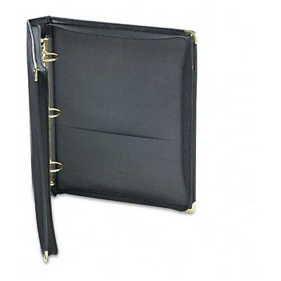 "Samsill Classic Collection Zippered Ring Binder - Letter - 8.5"" X 11"" - 300"