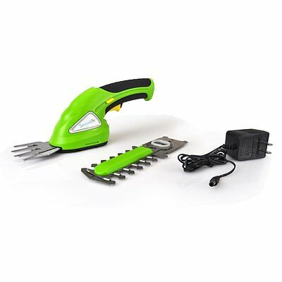Serenelife PSLHTM20 Cordless Handheld Grass Cutter Shears