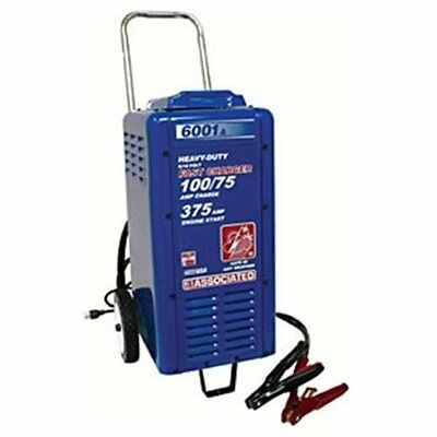 Associated 6001A Heavy Duty Commercial 6-12 Volt Battery Charger