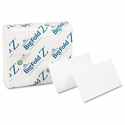 """Bigfold Z Replacement Paper Towels - 260 Sheets/pack - 2600 / Carton - 8"""" X 11"""""""
