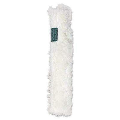 """Unger Strip Washer Microstrip Washer Sleeve - 14"""" Head - Synthetic Fiber - White"""