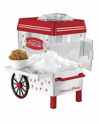 Nostalgia SCM550COKE Coca-Cola Series Snow Cone Maker