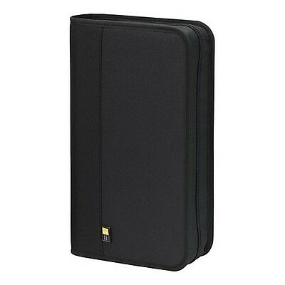 Case Logic Bnb-48 Cd/dvd Binder - Nylon - Black - 48 Cd/dvd (BNB48)