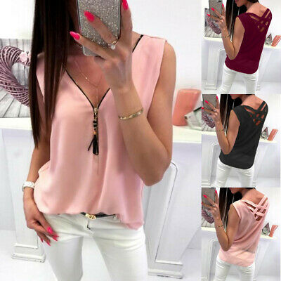 Fashion Women's Long Sleeve Shirt Tops Loose Cotton Pullover Casual Blouse NEW