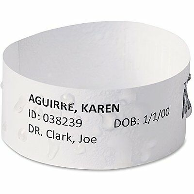Avery Chart Label EasyBand Medical Wristbands (ave-74435) (ave74435)