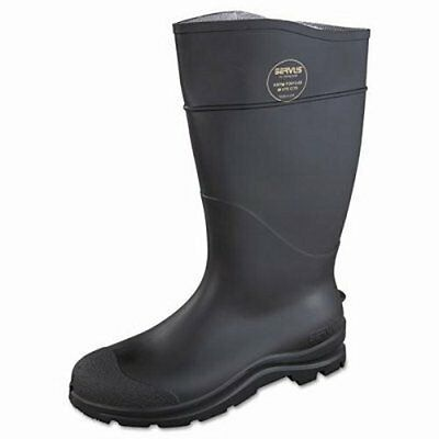Honeywell 1882112 Ct Safety Knee Boot With Steel Toe, Black, Pair