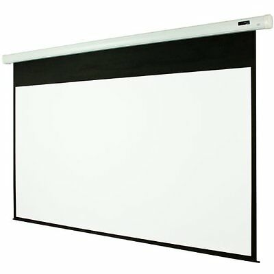 """Elunevision Luna Electric Projection Screen - 120"""" - 16:9 - Cinema White"""