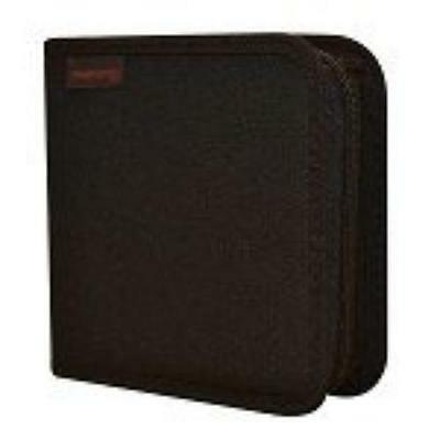 Teknmotion Tmndw24b1 Blk 24 Disc Organizer And Wallet Soft