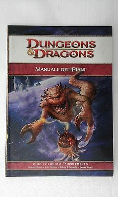 Gdr Advanced Dungeons & Dragons : Manuale Dei Piani