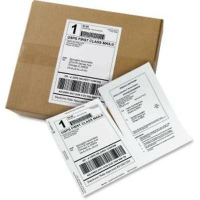 "Avery Paper Receipt White Shipping Labels - Permanent Adhesive - 500 Label[s]"" -"
