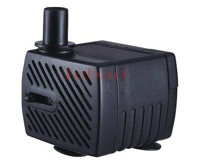 New Jebao AP--300LV 150L/H AC 12v Adjustable Aquarium Fountain Pump + 1 Year Wty