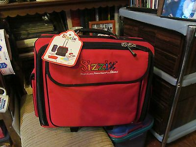 Pre-owned empty Provo Craft Ellison Sizzix Tote.