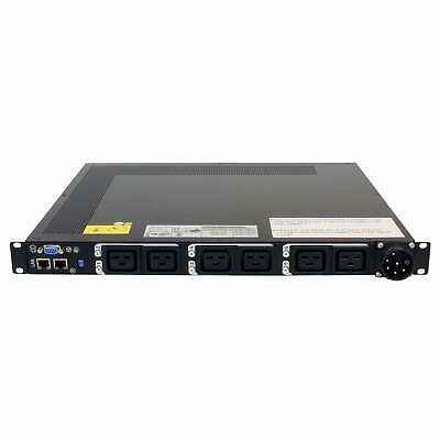 IBM Enterprise DPI Power Distribution Unit PDU 6x IEC-320 C19 - 40K9638