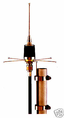 Laird NMO Type Base Station Mount Antenna VHF or UHF Whip