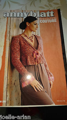 Catalogue tricot anny blatt   couture  / n° 208