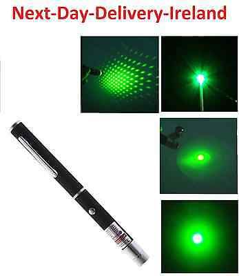 Kaleidoscope Powerful Strong Laser Pointer Green -1mw Cat Dog Toy PowerPoint