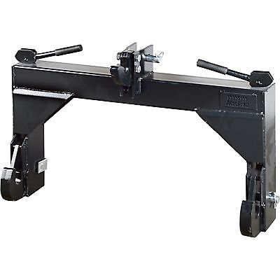 NorTrac 3-Pt. Quick Hitch - 36 3/4in.W, Category 2