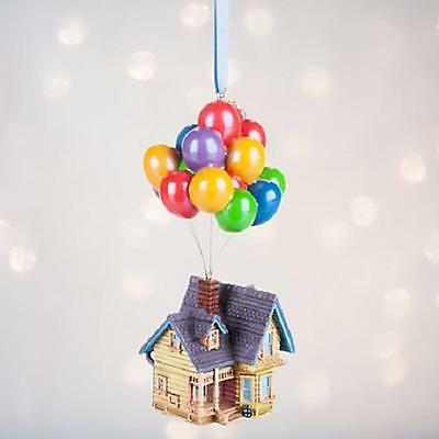 Disney 2016 Carl's Flying House Ornament From Up New In Box