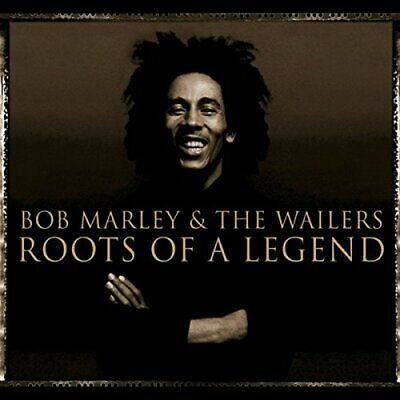 Bob Marley & The Wailers - Roots Of  A Legend - Bob Marley & The Wailers CD V4VG