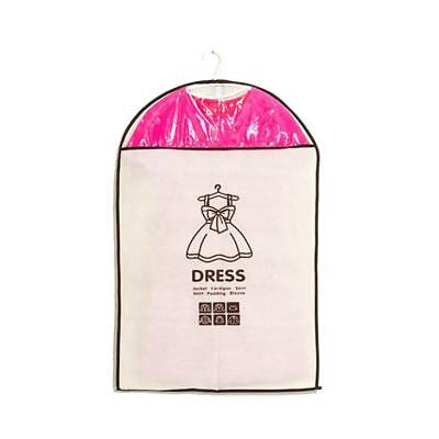 Clothing Dust Protective Storage Bag Dustproof Garment Clothes Cover Multicolor