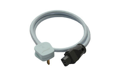 Supra LoRad 1.5 Power Cable UK, 2m