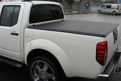 Curved Bed Soft Tri-Fold Tonneau Cover Double Cab Mitsubishi L200 2005-2010
