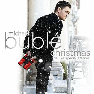 Michael Buble Christmas Deluxe Special Edition Cd (2012)
