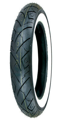 Shinko SR777 Front 90/90-21 Wide White Wall Motorcycle Tire
