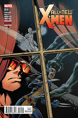 ALL NEW X-MEN #14 (Marvel 2016 1st Print) COMIC