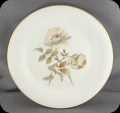 Royal Doulton Yorkshire Rose Bread and Butter Plate H5050